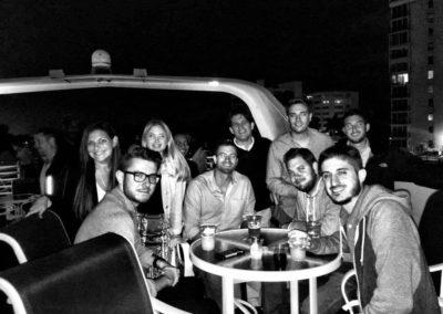 Bidtellect - Team Boat Cruise