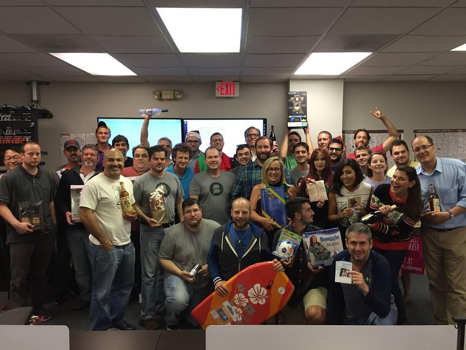 Bidtellect - Holiday Gift Exchange
