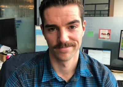 Movember - Kevin