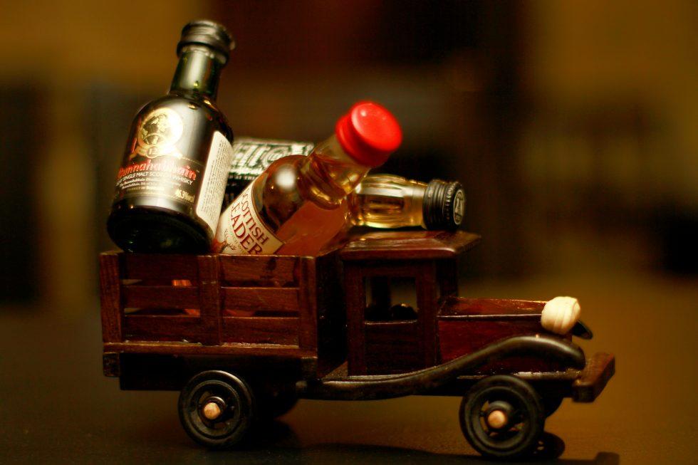 Alcohol / Spirits