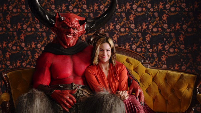 Satan and 2020 Match Made In Hell Photo